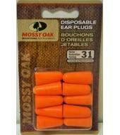Комплект защитных ушных вкладышей Mossy Oak