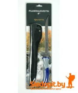 """Нож филейный Savotta Fileet 8"""" клинок 190мм"""