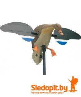 Механическое чучело утки машущей крыльями Mojo Baby утки