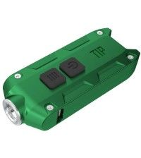 Фонарь NiteСore TIP Green CREE XP-G2 360 люмен зарядка USB