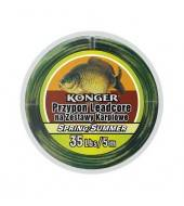 Поводковый материал с ледкором Spring/Summer Konger 5m 15.91кг