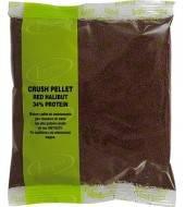 Пеллеты Lorpio протеиновые RED HALIBUT вкус палтус молотые красные упаковка 500г