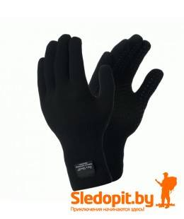 Водонепроницаемые перчатки DexShell ThermFit TR Gloves черные