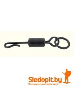 Вертлюги для карповых оснасток Stiff Rig CARP TEAM Konger №7 5шт