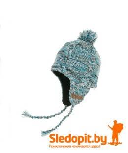 Водонепроницаемая шапка DexShell голубая