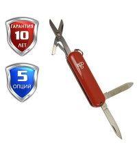 Нож Ego A03 брелок красный