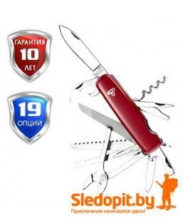 Нож Ego A01.13 красный