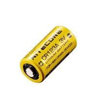 Батарейка литиевая NiteCore Li-Ion CR123A / 16340 3V 1500 mAh