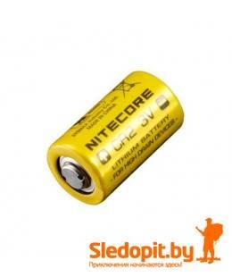 Батарейка литиевая NiteCore Li-Ion CR2 Nitecore 3V 1500 mAh