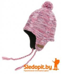 Водонепроницаемая шапка DexShell розовая