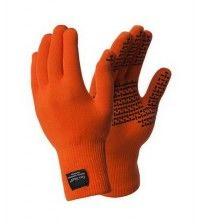 Водонепроницаемые перчатки DexShell ThermFit TR Gloves оранжевые