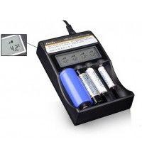 Автоматическое 4-канальное зарядное устройство Fenix ARE-C