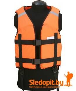 Жилет охотника спасательный ХСН оранжевый