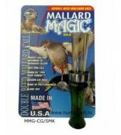 Манок на утку Mallard MAGIC Buck Gardner Camo Green Smoke