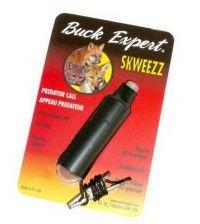 Манок на хищников ультра компактный Buck Expert SKWEEZZ писк мыши