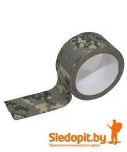 Камуфляжный скотч Savotta Camo Camouflage Tape 5см*10м цифра
