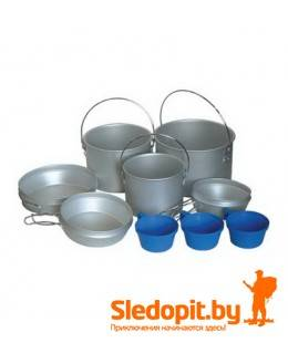 Набор посуды из алюминия AVI OUTDOOR 002-Т