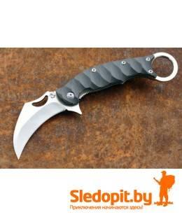 Нож-керамбит Steelclaw TSW01B-B лезвие 75мм