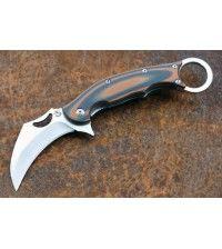 Нож-керамбит Steelclaw TSW01OR лезвие 75мм
