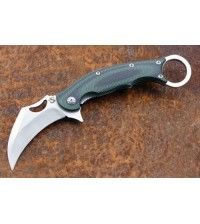 Нож-керамбит Steelclaw TWS01GR лезвие 75мм