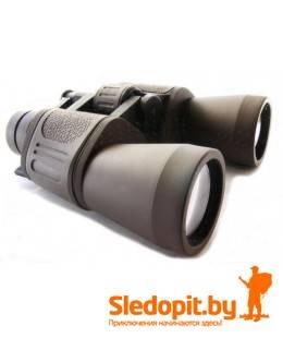 Бинокль Yagnob 7-21х40 коричневый пылевлагозащищенный