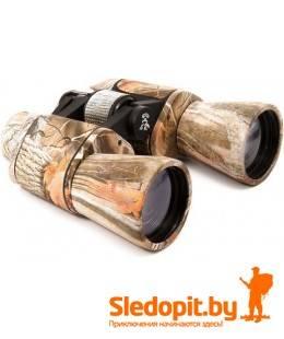 Бинокль Yagnob 10-50х50 камуфляж пылевлагозащищенный