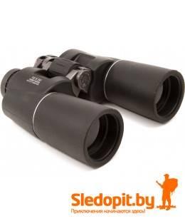 Бинокль COCO Optics 7х50 черный пылевлагозащищенный