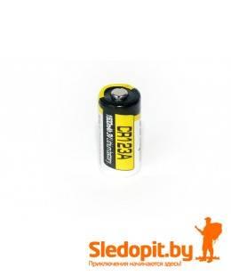 Литиевая батарейка Armytek CR123A 1500mAh