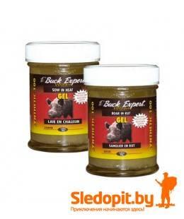 Приманка гель с запахом возбужденной самки кабана Buck Expert 50мл