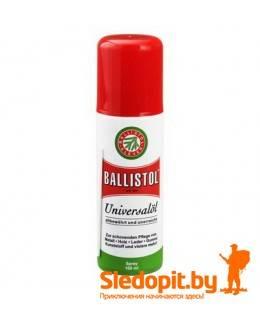 Масло оружейное Ballistol спрей 400мл