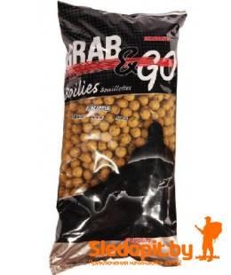 Бойлы Starbaits Grab&Go 14мм вкус сладкий персик упаковка 3кг