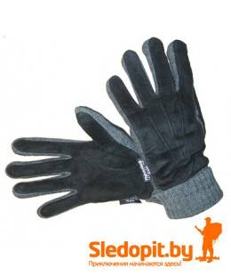 Перчатки женские замшевые JuhaniMutka