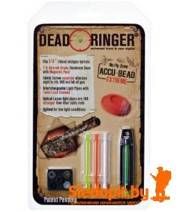 Мушка Dead Ringer 1/4 Accu-Bead Extreme Single Pack