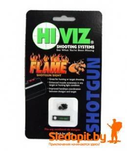 Мушка Flame Sight универсальная HIVIZ зеленая