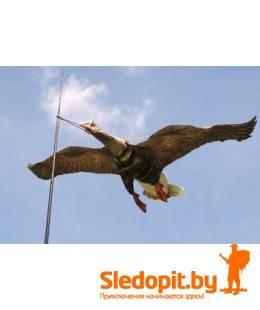 Воздушный змей Белолобый гусь ART