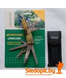 Нож многофункциональный Savotta Multifunctional pocket