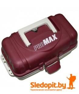Ящик для рыболовных снастей Momoi Fishing ProMAX 6200 2 лотка