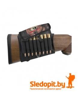 Чехол-патронташ Mossy Oak на приклад закрывающийся