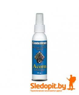 Нейтрализатор запаха спрей 110 мл Code Blue желуди