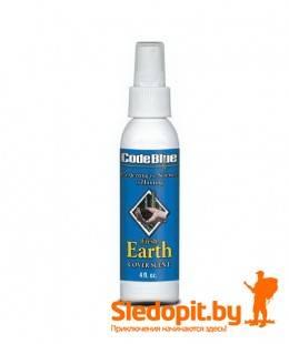 Нейтрализатор запаха спрей 110 мл Code Blue земля
