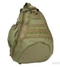 Рюкзак SAVOTTA Platoon-satchel однолямочный олива  38л
