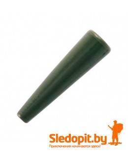 Конус для безопасной клипсы Quantum Tail Rubbers зеленый матовый