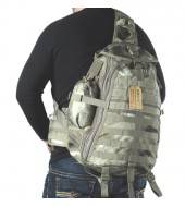 Рюкзак AVI-OUTDOOR Seiland Dust Smoke однолямочный 38л