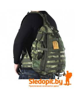 Рюкзак AVI-OUTDOOR Seiland Green Smoke однолямочный 38л