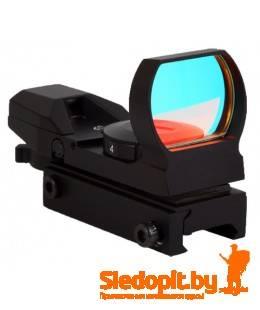 Коллиматор Sightmark SM13003B-BOX 4 марки на Weaver