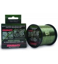 Леска Starbaits Rock Nylon Weedy Green 1000м 0.35мм-6.7кг