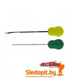 Набор игла и бур для бойлов Starbaits Needle Set 01933