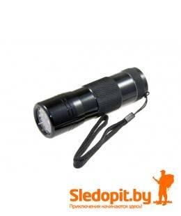 УФ фонарь 12 светодиодов 395нм
