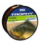 Леска для карповой ловли Zebco Trophy Carp 500м 0.28мм-5.9кг