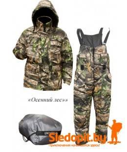 Зимний мембранный костюм УНИВЕРСАЛ лес